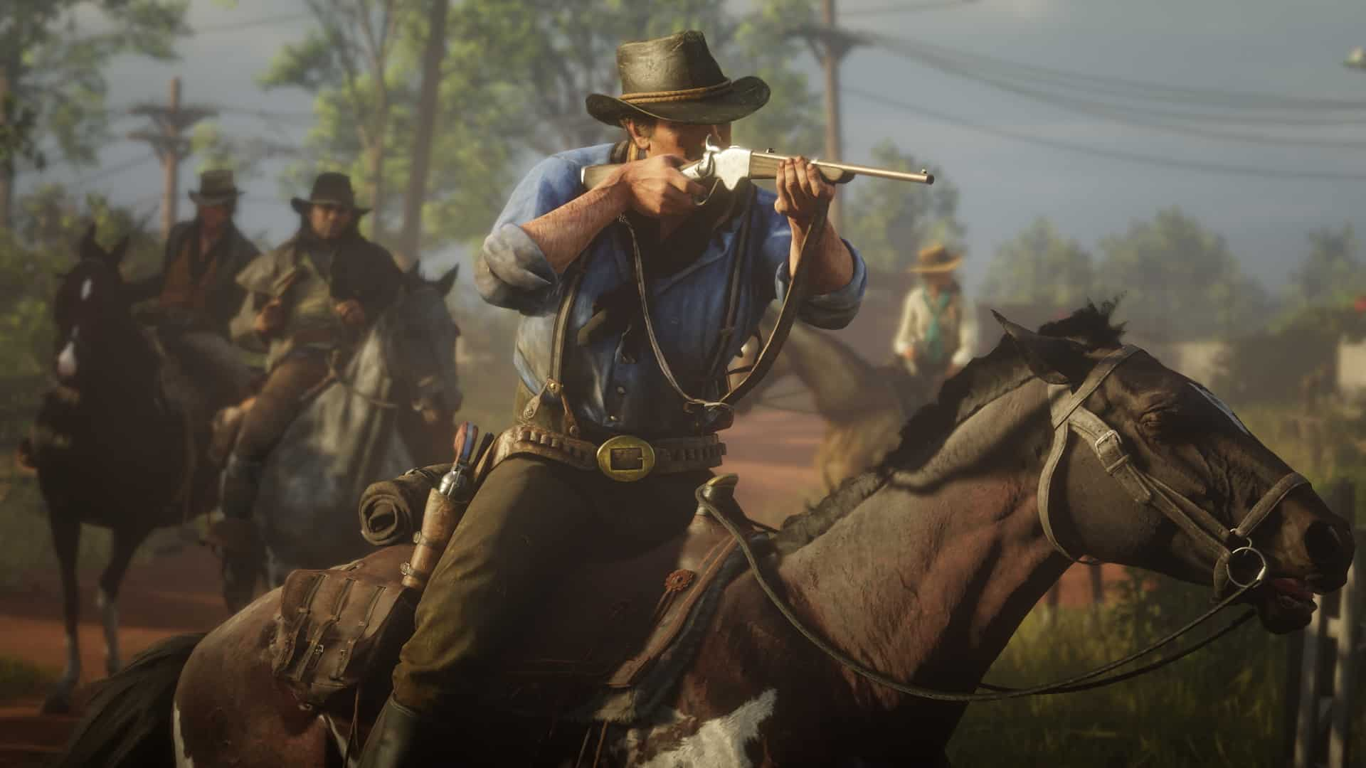Easy Horse Breaking Red Dead Redemption 2 Cheat For Xbox 360, Xbox One
