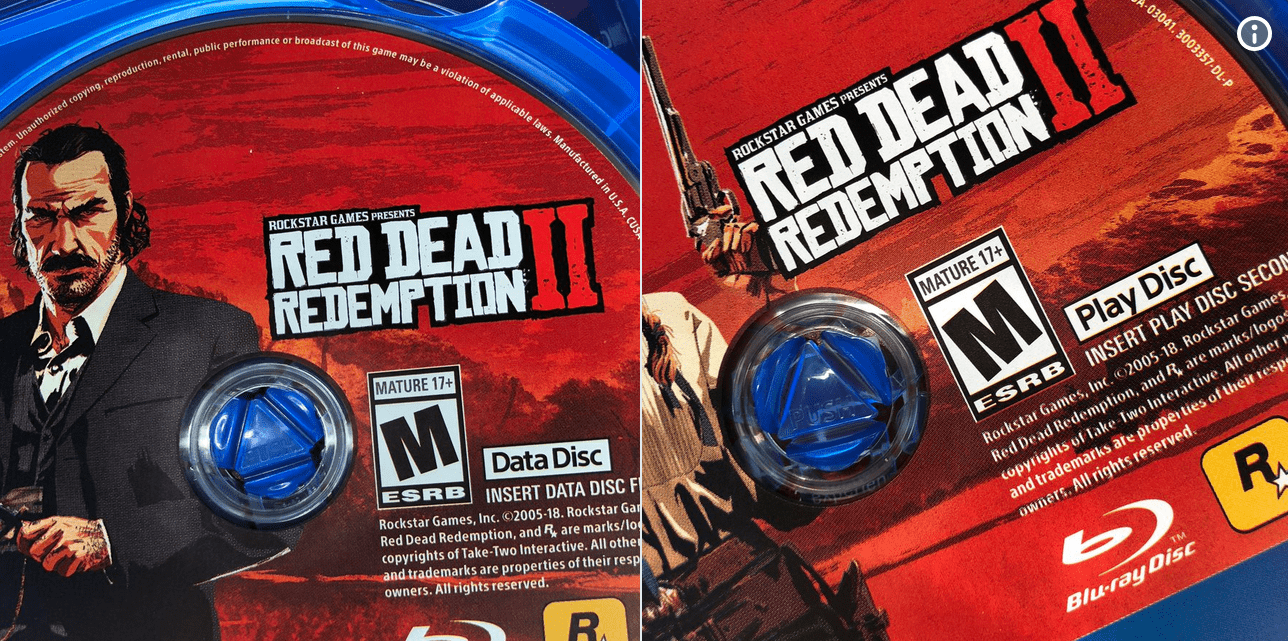 how long to download red dead redemption 2 disc xbox one