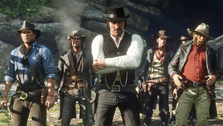 Red dead redemption 2 cheats save